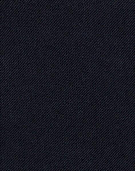 Veste garçon en twill marine  CASEY 21 / 21VU2011N17070