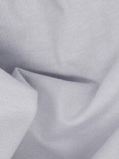 Drap housse coton bio Kadolis gris clair 40x80 cm DRA HOU GRIS 40 / 19PCTE013DRAJ906