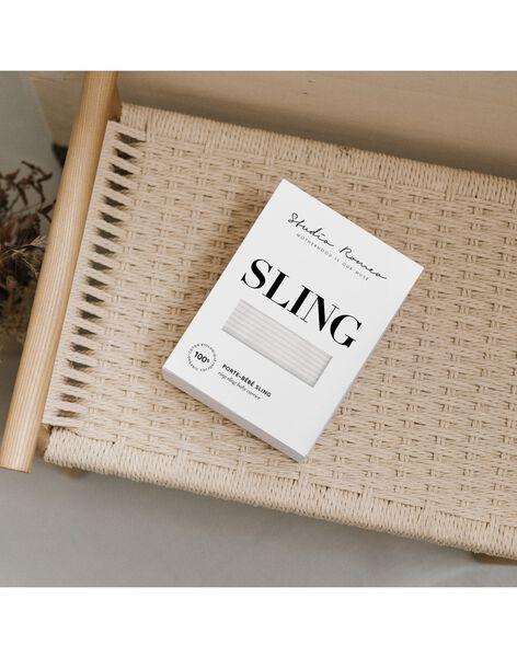 Echarpe sling linen PB SLING LINEN / 21PBDP010PBB999
