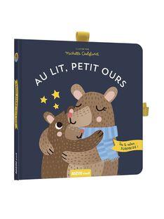 Au lit petit ours LIT PETIT OURS / 21PJME005LIB999