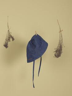 Chapeau bleu jean garçon TILOUKA 19 / 19VU6122N55704