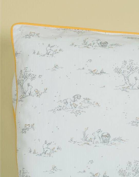 Housse de couette 120x75 cm et Coussin toile de Jouy TACOUETTE120 19 / 19PV5921N58114