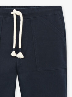 Pantalon canvas coton DENVER 468 21 / 21I129212N03070