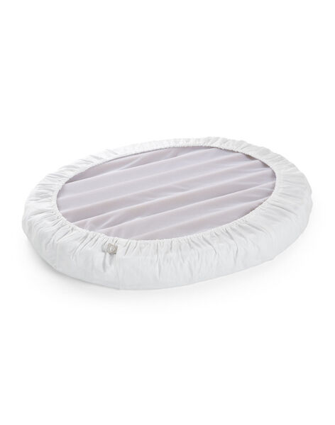 Drap housse sleepi 80 cm blanc DRA SLEEPI 80 B / 20PCTE001DRA000