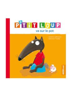 Livre P'tit loup va sur le pot PTIT LOUP POT / 13PJME006LIB999