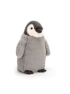 Peluche Percy le pingouin Jellycat gris 16 cm dès la naissance PINGOUIN 16CM / 19PJPE013PPE999