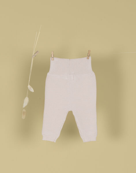 Pantalon de naissance rose fille TAMBOUR 19 / 19PV2222N03307