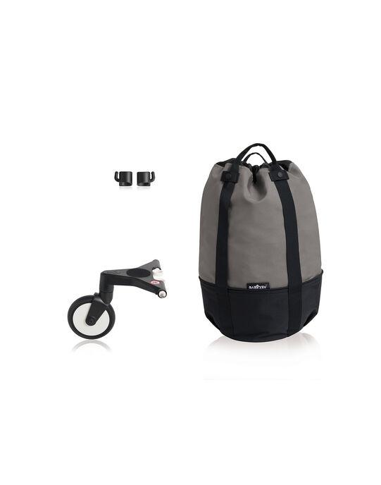 YOYO+ bag Babyzen gris YOYO+ BAG GRIS / 18PBDP017SCC940