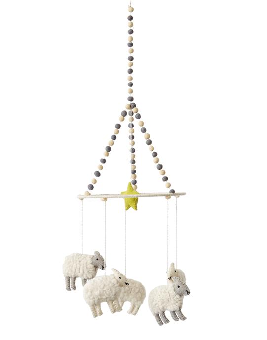 Mobile Counting Sheep petits moutons MOB COUNT SHEEP / 18PJJO004MOB999