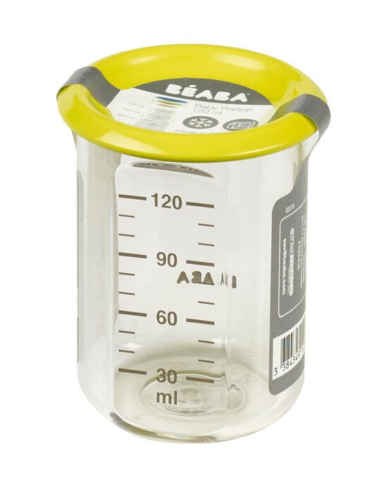 Baby portion Vert 120 ml BB PORTION VERT / 16PRR2005VAI600