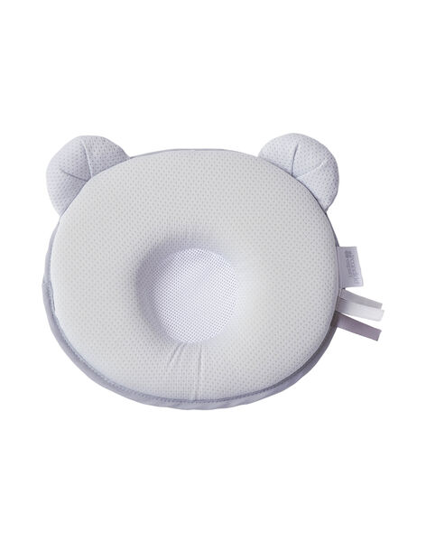 Coussin P'tit panda gris anti-tête plate PTIT PANDA AIR+ / 17PCLT004ACL940