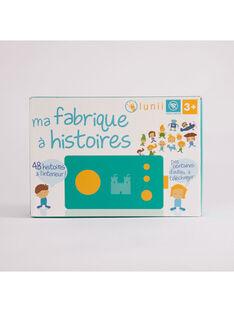 """Jouet """"Ma fabrique à histoires"""" MA FAB HISTOIRE / 19PJJO028AJV999"""