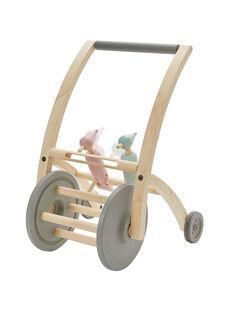 Chariot de marche piverts Plan Toys pastel 51x34,6x38 cm dès 10 mois ROULEAU MARCHE / 19PJJO001GJO999