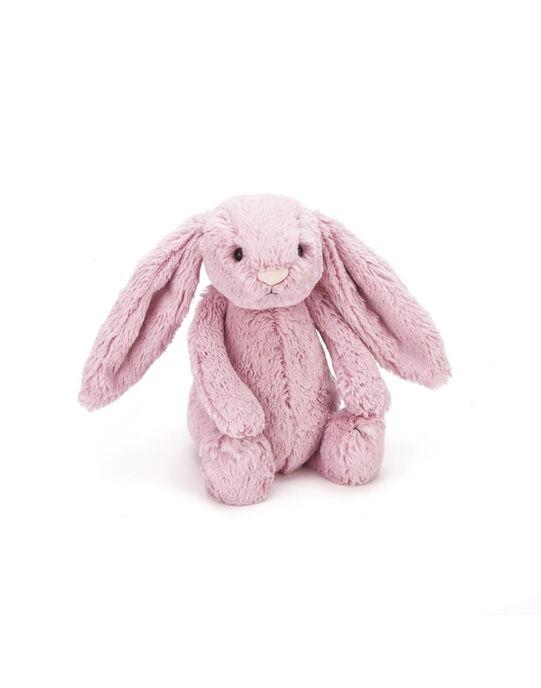 Peluche Bunny Bashful rose 18 cm BASH TUL PI BUN / 14PJPE029PPE030