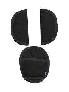 Protections de ceinture Universal Pads Dooky noirs PADS NOIR / 19PBVO003AVO090
