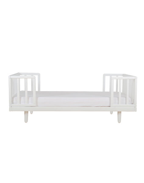Lit bébé évolutif Fantine blanc 70x140cm LIT FANT BLA / 20PCMB010LBB000