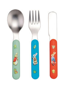 Set de 3 couverts Rabbit SET 3 COUVERTS / 16PRR2030VAI999