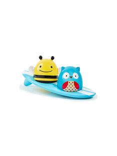 Jouet de bain Surfeur Zoo lumineux SURFEUR ZOO LUM / 16PJJO002JBA999