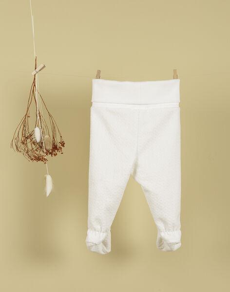 Pantalon à pieds blanc mixte TANGO 19 / 19PV2421N03114