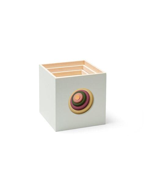 Cubes en bois edvin kids concept CUBE BOIS EDVIN / 20PJJO001JBO999