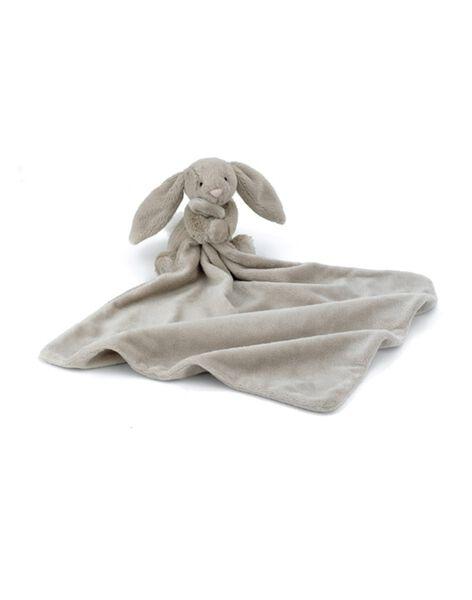 Lapin couverture bashful beige LAP1 COUV BEIGE / 20PJPE010MPE080