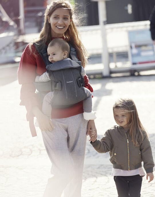 Porte-bébé one denim gris PBB ONE GRIS DE / 18PBDP002PBB941