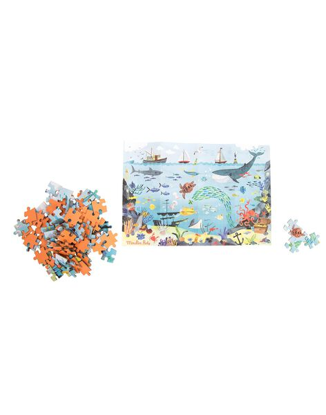 Puzzle l'océan PUZZLE LOCEAN / 21PJJO012AJV999