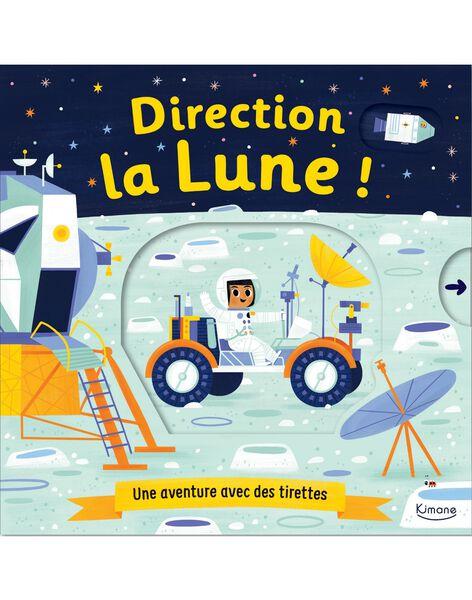 Direction la lune DIRECTION LUNE / 21PJME013LIB999