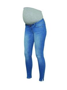 Jean de grossesse slim Mamalicious bleu clair MLLARGO SLIM JE / 20VW2642N44P270