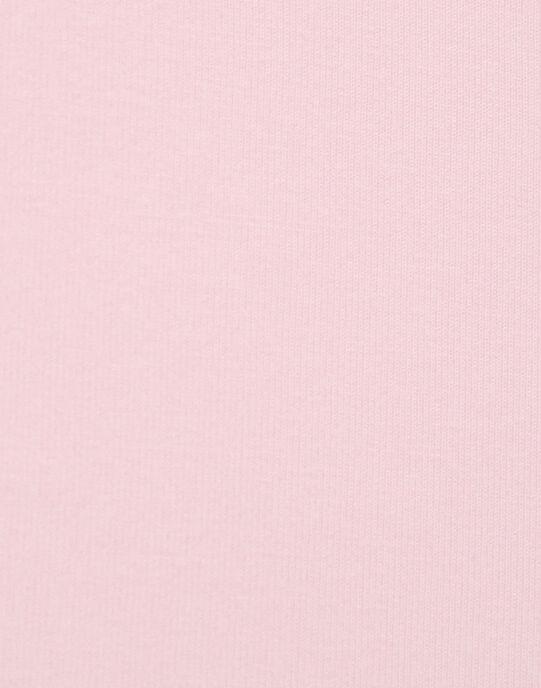 Drap-housse en coton bio Kadolis rose 70x140 cm 0-6 ans DRA HOU ROSE 70 / 19PCTE005DRA030