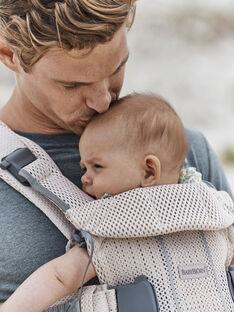Porte-bébé One Air en mesh rose nacré PBB AIR PEARLY / 19PBDP004PBB030