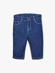 Pantalon denim coupe droite garçon  ANTOINE 20 / 20VU2013N03P270