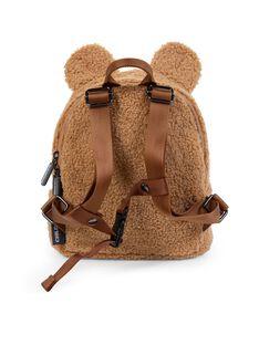 Sac a dos teddy beige SAC TEDDY BEIGE / 21PBDP001SCC080