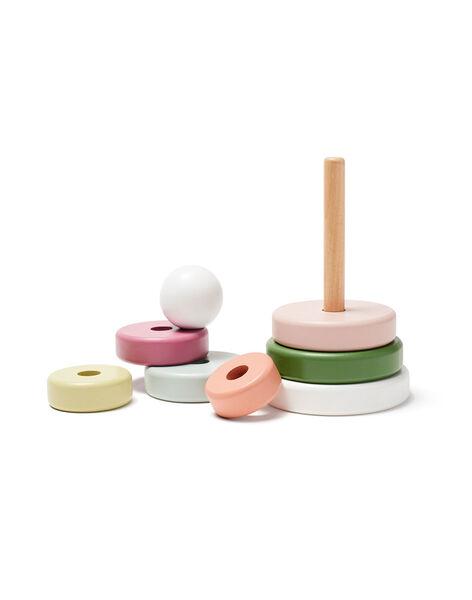 Anneaux superposables en bois edvin kids concept ANNEAUX EDVIN / 20PJJO002JBO999