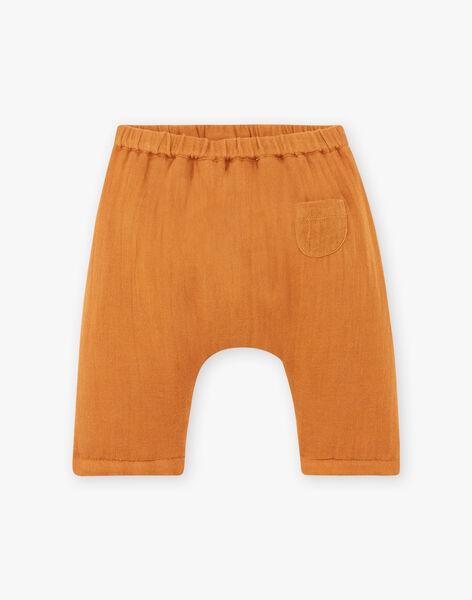 Pantalon gaze de coton biologique DAORANE 21 / 21IV2211N03804