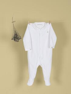 Grenouillère blanche amour mixte TANOA 19 / 19PV7623N31000