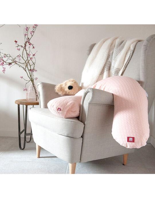 Coussin de maternité Big Flopsy rose poudré BIG FLOPSY ROSE / 17PRR1003CAA030