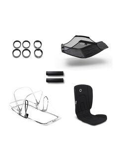 Accessoire poussette Noir B5 SET NOIR / 19PBPO002AAP090
