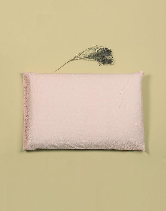 Parure de lit rose fille : couette et taie d'oreiller TECOUETTEFI 19 / 19VQ6221N57D300
