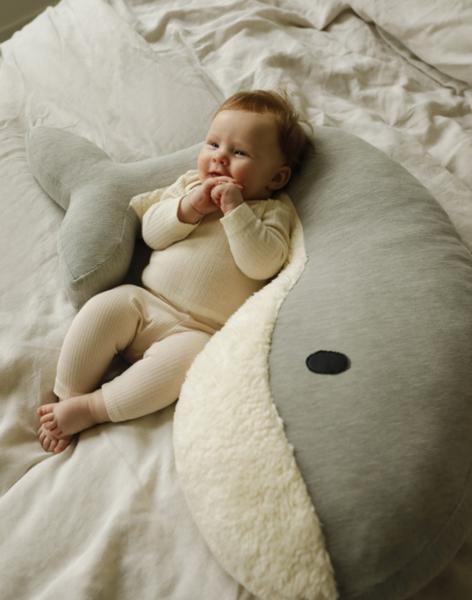 Coussin d allaitement momo la baleine MOMO LA BALEINE / 20PRR1007CAA999