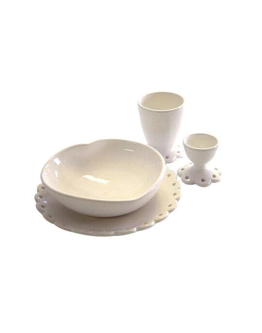 Vaisselle blanche CREPAS LO COQUE / 99P8SO034VAI999