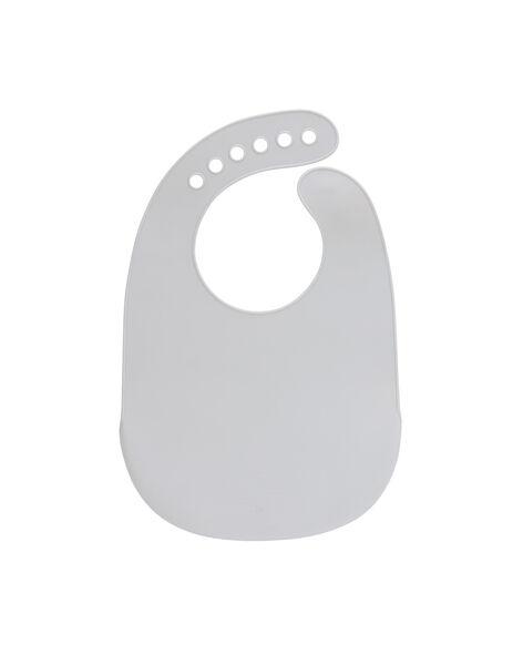 Bavoir silicone souris gris BAV SOURIS GRIS / 20PRR2007BVR940