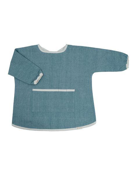 Tablier blouse chambray bleu 1 3 ans TABLIE BLEU 1 3 / 21PRR2003BVRC218