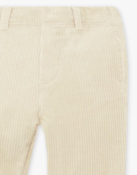 Pantalon velours côtelé DALLAS 21 / 21IU2011N03009
