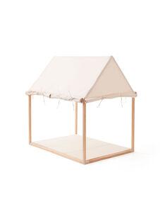 Maison cabane blanc casse MAISON CABANE / 20PJJO006GJOA001