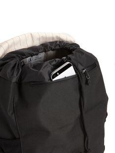 Sac a dos a langer backpack eco noir BAKPAK ECO NOIR / 20PBDP017SCC090