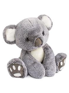 Peluche Koala Histoire d'Ours grise 35 cm dès la naissance KOALA HO 35CM / 19PJPE006MPE999