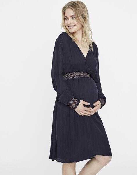 Robe de grossesse Mamalicious noire MLJULES ROBE / 19IW2668N18090