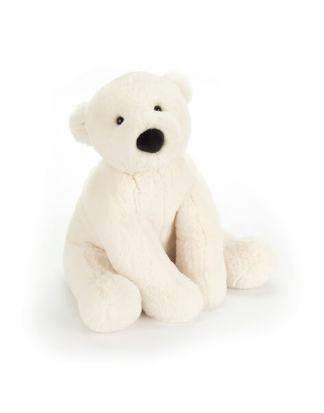 Peluche Ours polaire Perry Jellycat blanc 28 cm OURS PER POL28 / 18PJPE009PPE999