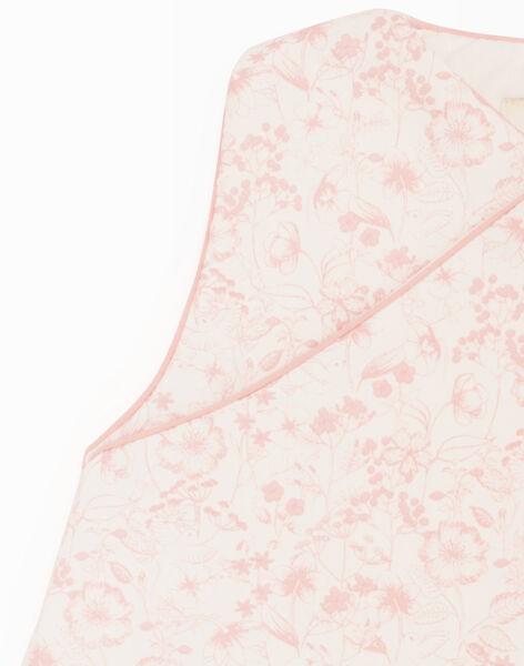 Gigoteuse fille croisée imprimé floral  ALANIBULIVER 20 / 20PV5914N66114